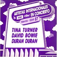 Bowie, David (& Tina Turner, Duran Duran) - Artistas Internationales in Concierto (promo-only) - EMI 056 26 1334 1 (ESP-or)