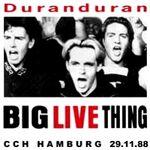 Duran duran hamburg HH-CCH-29 11 88