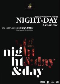 The Ritz Carlton, Tokyo Presents Night & Day poster duran duran