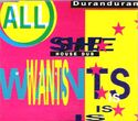 7 all she wants is single cd germany CDP 560-20 3236 2 duran duran discography discogs wikipedia 2