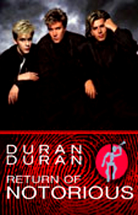 Duran ALL YOU NEED IS NOW