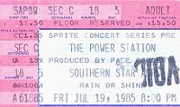 Power station texas concert duran ticket 200