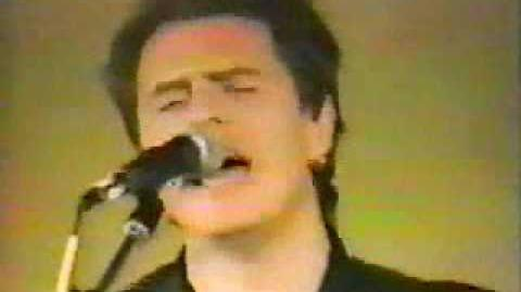 John Taylor - sings 'Lonely in Your Nightmare' - 97
