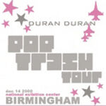 Birmingham 2000 duran duran edited