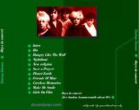 Duran duran - onyx in concert (live london,hammersmith odeon 198back