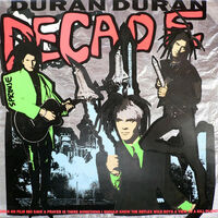 434 decade album duran duran wikipedia EMI · UK · DDX 10 discography discogs lyric music wikia