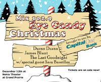 Eye Candy Christmas Concert duran duran wikipedia