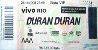 Tickets duran duran-0051 23 11 2008