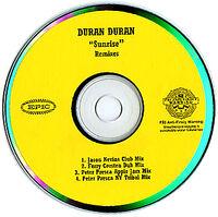 Duran-Duran-Sunrise Remixes duran