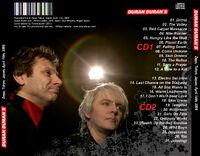 1 Recorded live at Zepp, Tokyo, Japan, April 14th, 2008. duran duran wikipedia 1
