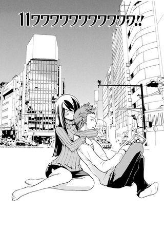 Durarara!! Manga Chapter 011
