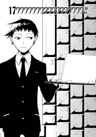 Durarara!! Manga Chapter 017
