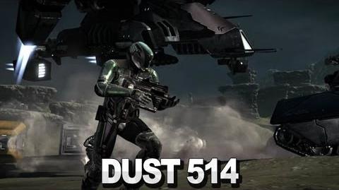 Dust 514 - Way of the Merc