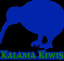 Kalama Kiwis logo
