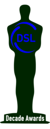 Decade Awards logo
