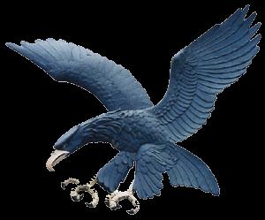 File:Dawson Eagles logo (1955–89).png