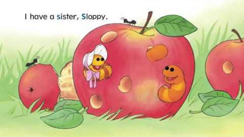 Sesame Street - Alphabet Storybooks (S)