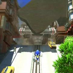16. Sonic Generations: PV Era2