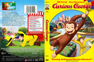 Curious George widescreen cover