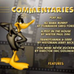 Looney Tunes Golden Collection: Volume Five Disc 1 Commentaries