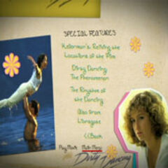Dirty Dancing - Special Features Menu
