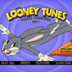 Looney Tunes Golden Collection: Volume Two - Disc 1 Main Menu Screenshot