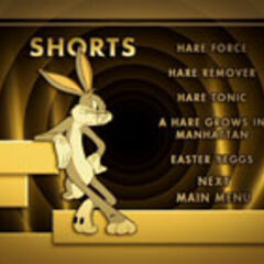 Looney Tunes Golden Collection: Volume Three Disc 1 Shorts