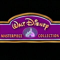 Walt Disney Masterpiece Collection (English)
