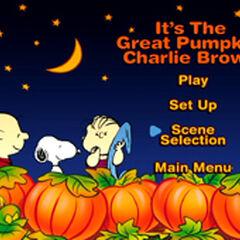 It's The Great Pumpkin, Charlie Brown Menu