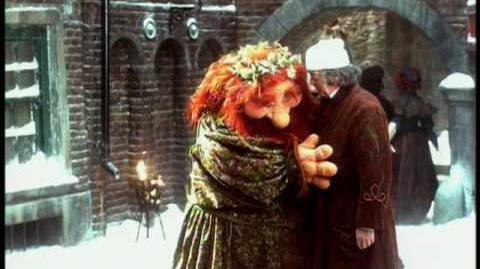 The Muppet Christmas Carol - On the Set Blooper Reel