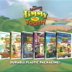 Timmy the Tooth VHS Collection (1995)
