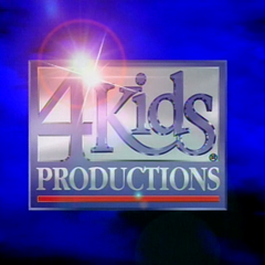 4Kids Productions closing logo
