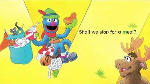 Sesame Street - Alphabet Storybooks (M)