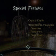 Harry Potter and Prisoner of Azkaban - Special Features (Disc 1)