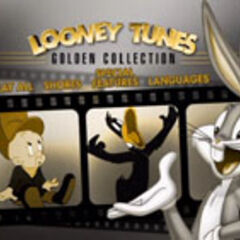 Looney Tunes Golden Collection: Volume Five Disc 1 Main Menu