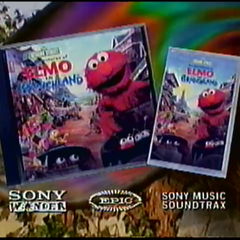 Elmo in Grouchland Soundtrack promo