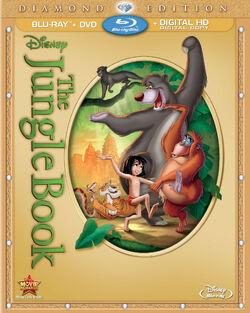 The Jungle Book Diamond Edition