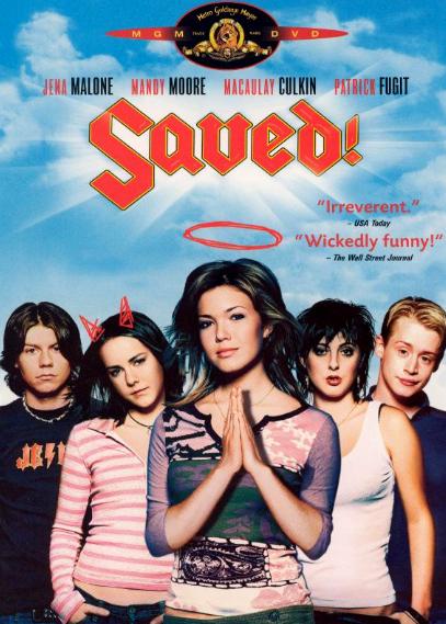 Saved dvd