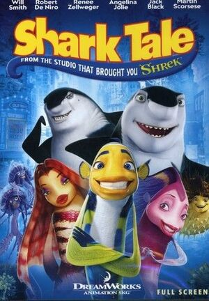 Shark Tale 4x3 cover