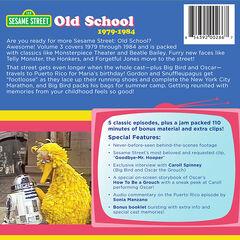 DVD Back Cover