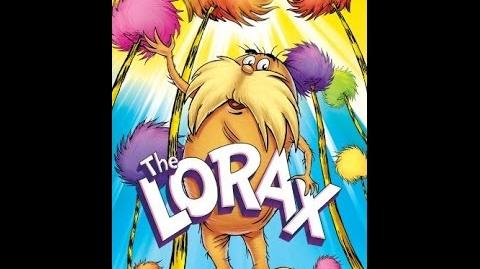 Previews From The Lorax (1973) 2012 DVD