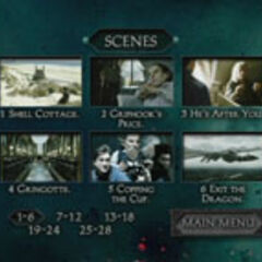 Harry Potter and the Deathly Hallows Part 2 - Scene Selections