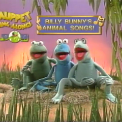 Muppet Sing Alongs: Billy Bunny's Animal Songs Trailer