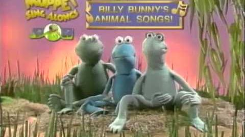 Muppet Sing-Alongs Billy Bunny's Animal Songs Trailer