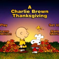 A Charlie Brown Thanksgiving Menu