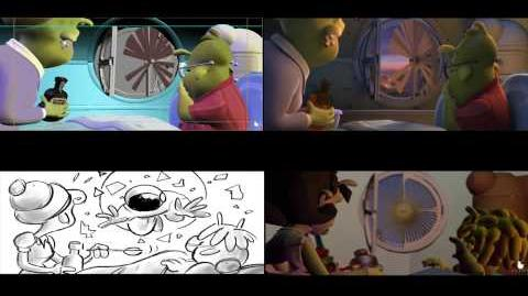 Planet 51 - Animation Progress Reel 5
