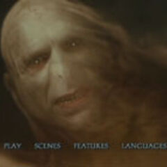 Harry Potter and the Deathly Hallows – Part 1 - Main Menu Screenshot