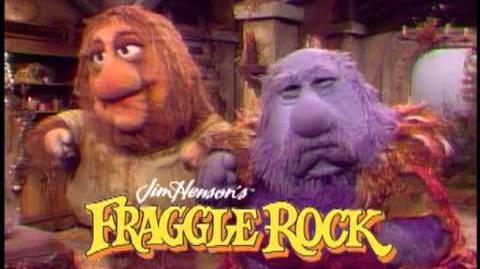 Fraggle Rock videos promo 2005