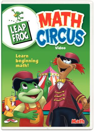 Leapfrog Math Circus