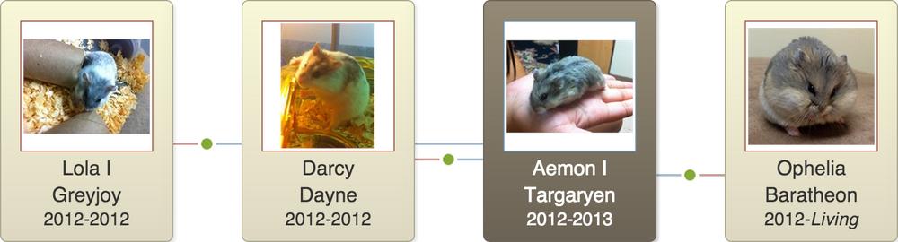 Aemon I Targaryen Family Tree